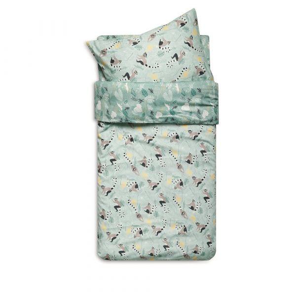 Duvet Set 100x120 - Lemur