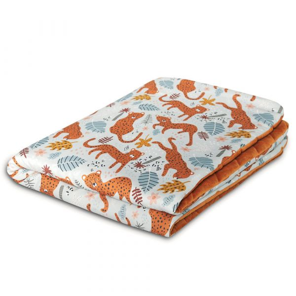 Toddler Blanket M - Leopard