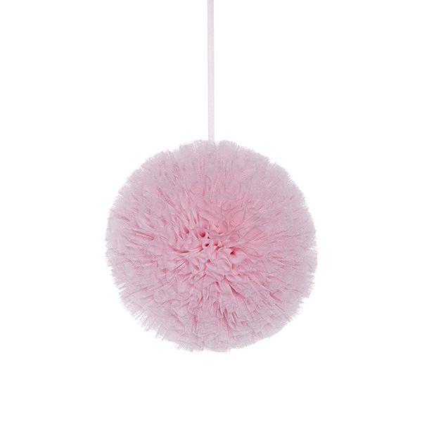 Pompon 20 cm - Natural Pink