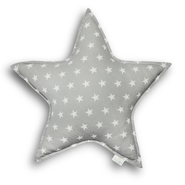 Poduszka - Star Grey in Stars