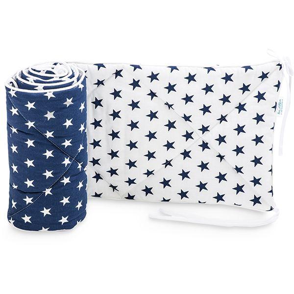 Baby Bed Bumper 70x140 - Milky Way