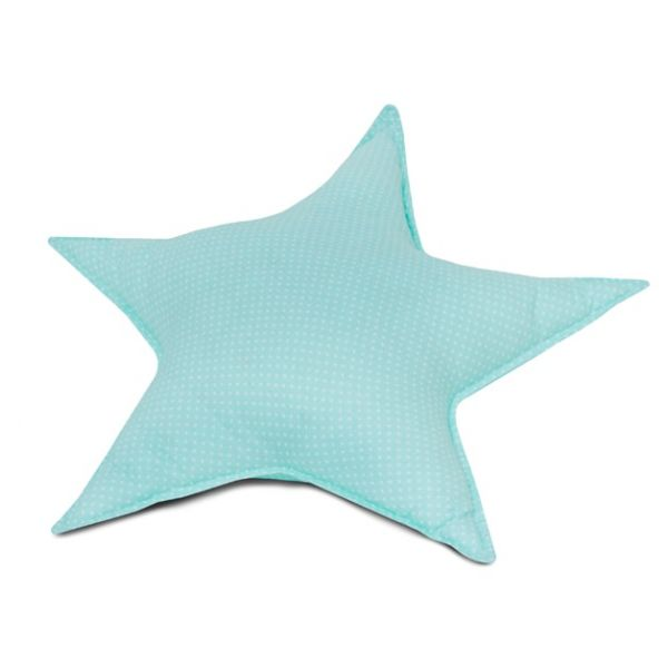 pillow-star-mint