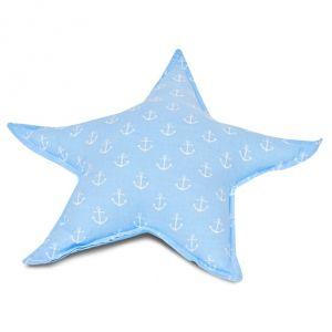 pillow-star-treble-blue