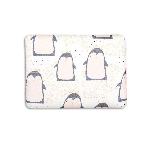 Poduszka Niemowlaka - Lovely Penguin