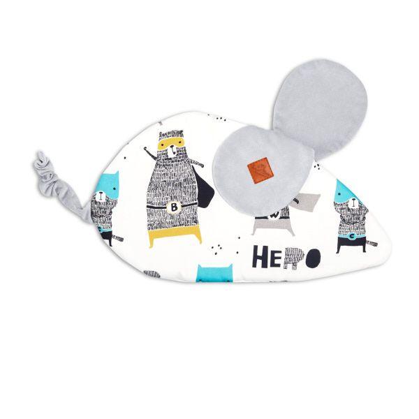 Poduszka Myszka - Super Hero