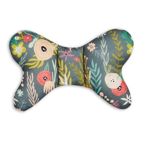 Poduszka Turystyczna Motyl - Floral Blooming