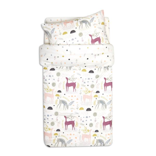 Duvet Set 120x150 - Deer