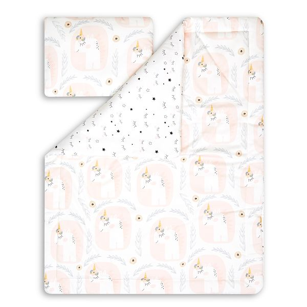 Baby Bedding Set S - Unicorn