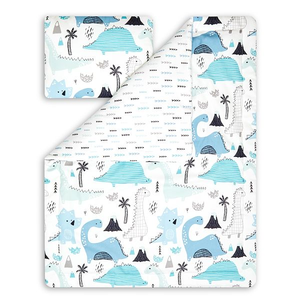 Junior Bedding Set L - Dino