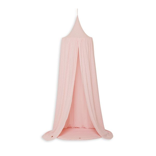 Bed Canopy + Floor Mat - Pink