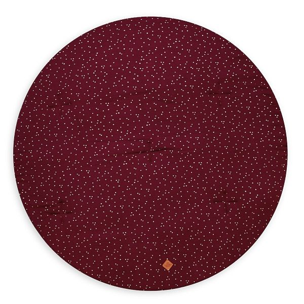 Floor Mat - Burgundy