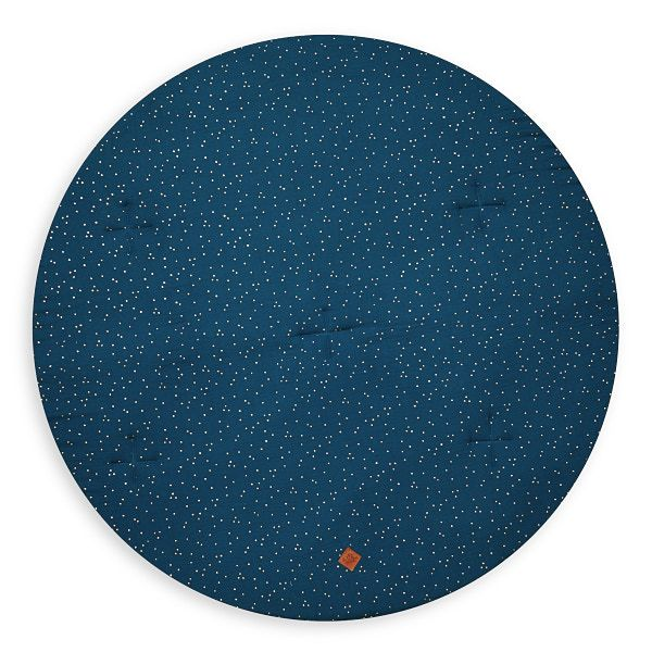 Floor Mat - Teal Blue
