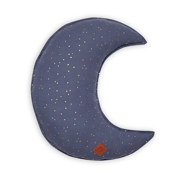 Moon Pillow - Grey