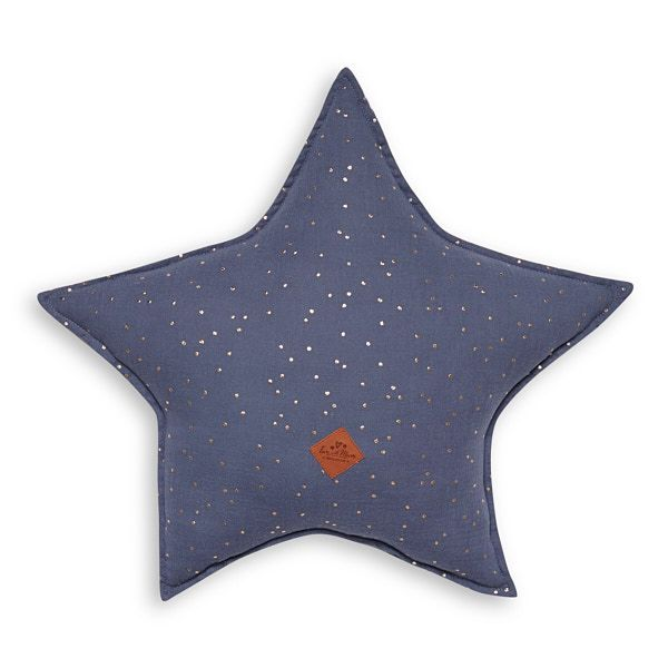 Star Pillow - Grey