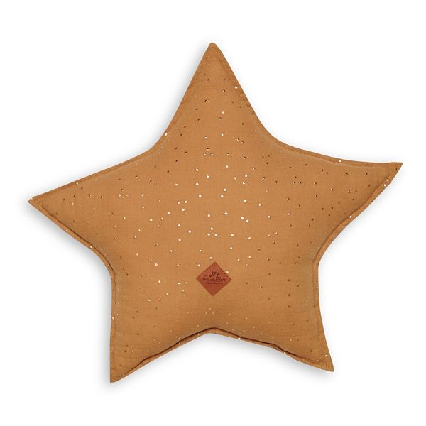 Star Pillow - Carmel