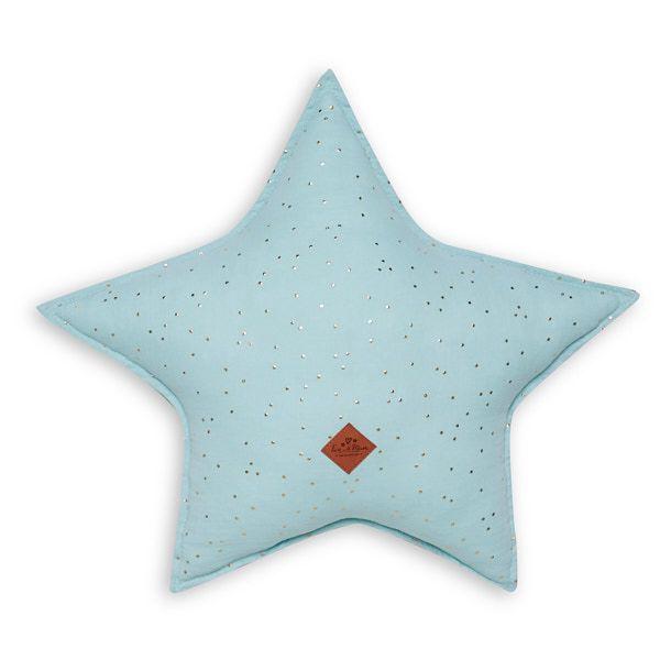 Almohada estrella - Mint