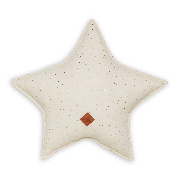 Oreiller étoile - Ecru