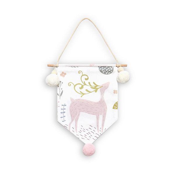 Wimpel - Deer
