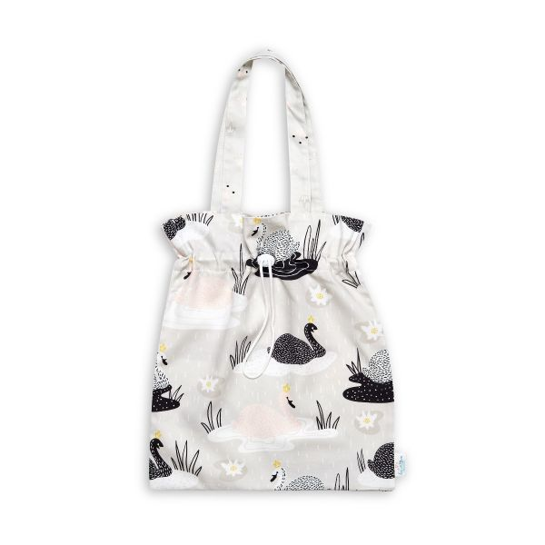 Drawstring Bag - Swan Princess