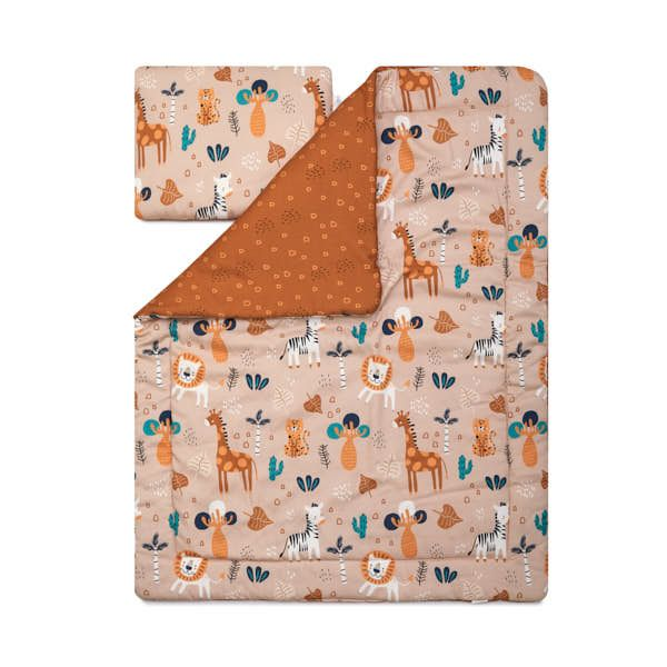 Junior Bedding Set L - Safari