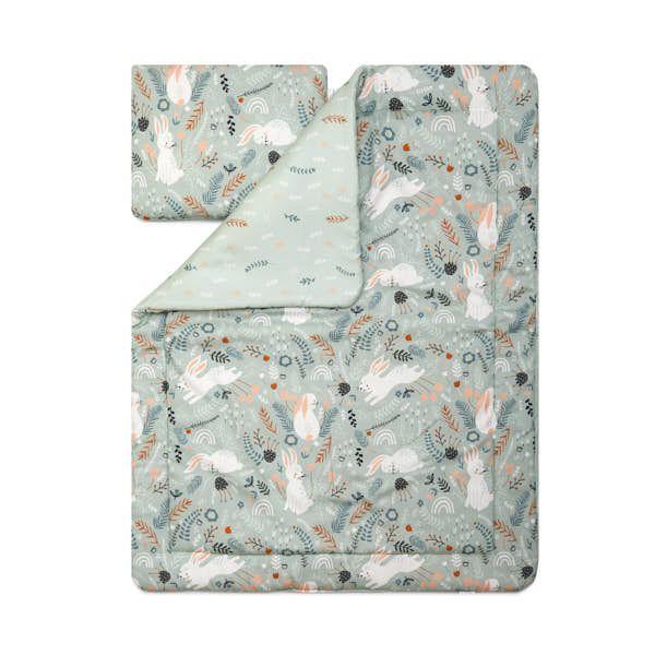 Kołderka + Poduszka Średniaka - Rabbit