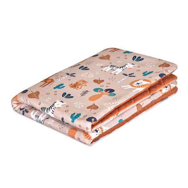 Toddler Blanket M - Safari