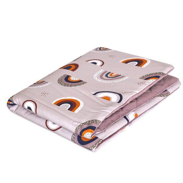Toddler Blanket M - Rainbow