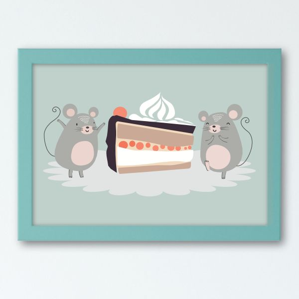 Pictorial Stories - Mice Mint