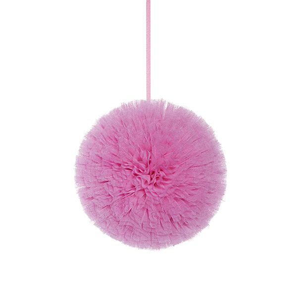 Pompon 20 cm - Candy Pink