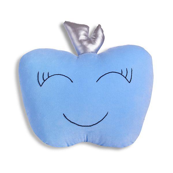 Poduszka Jabłko - Blue