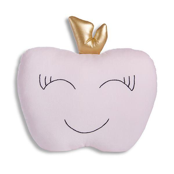 Poduszka Jabłko - Pink