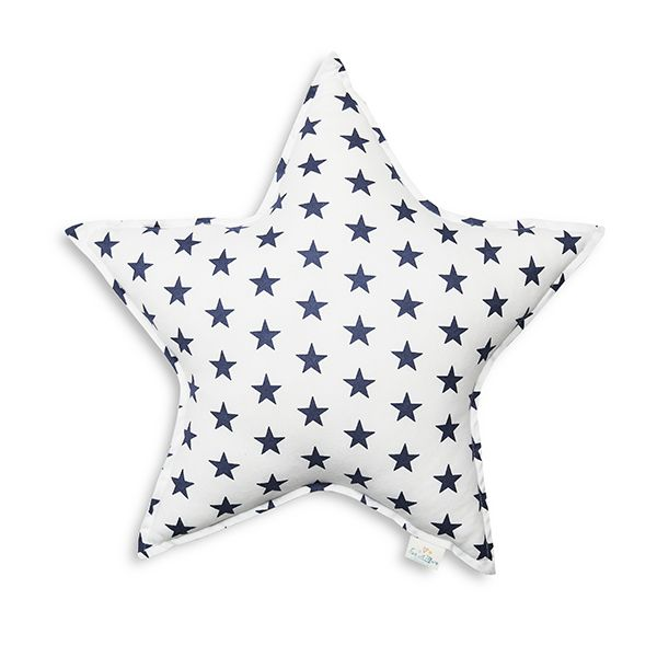 Poduszka - Star in Navy Stars
