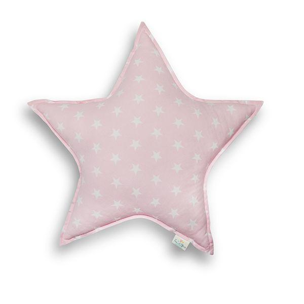 Poduszka - Star Pink in Stars