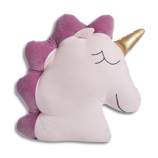 Poduszka Jednorożec - Pink Lilac