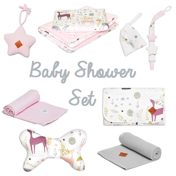 Baby Shower Set - Deer