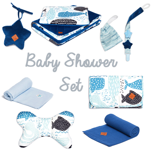 Baby Shower Set - Sea Adventure