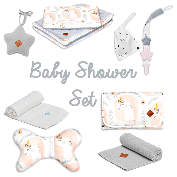 Baby Shower Set - Unicorn