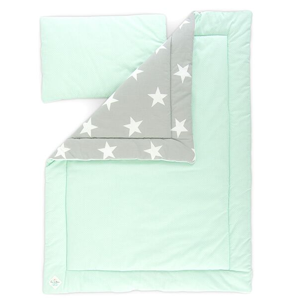 Junior Bedding Set - Mint Heaven