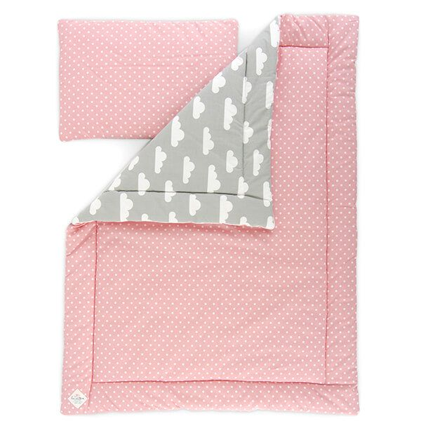Junior Bedding Set - Cloudy Rose