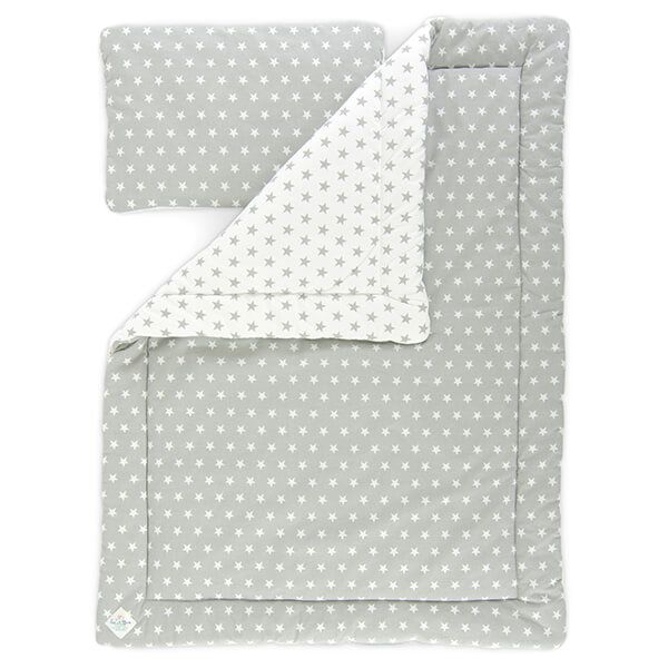 Junior Bedding Set - Grey Little Star