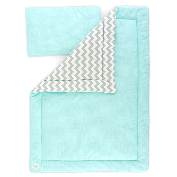Junior Bedding Set - Magic Turquois