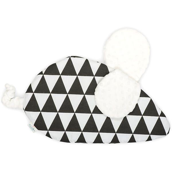 Poduszka Myszka - Black&White