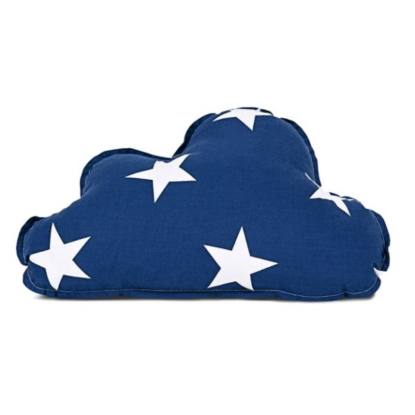 Poduszka - Cloud Stars navy blue