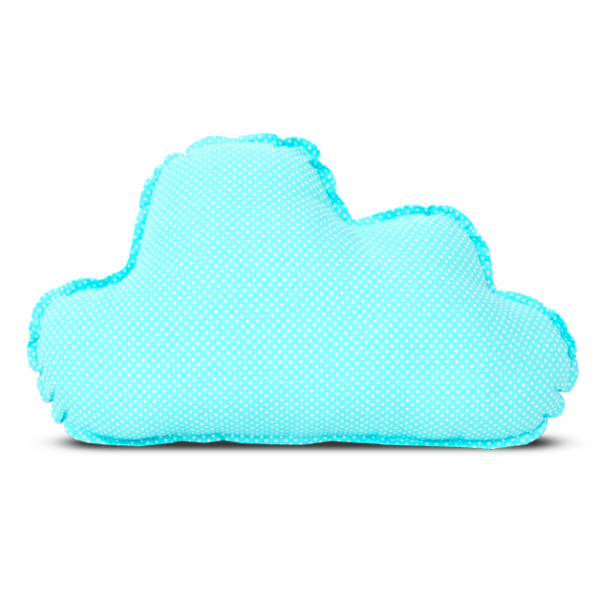 Poduszka - Cloud Turquoise
