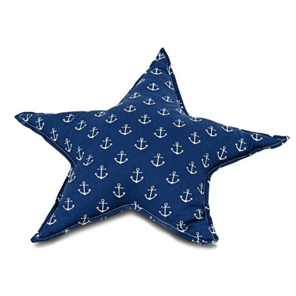 Poduszka - Star Treble navy blue