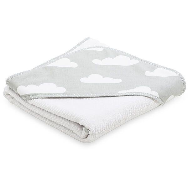 Ręcznik Średniaka - Clouds on Grey