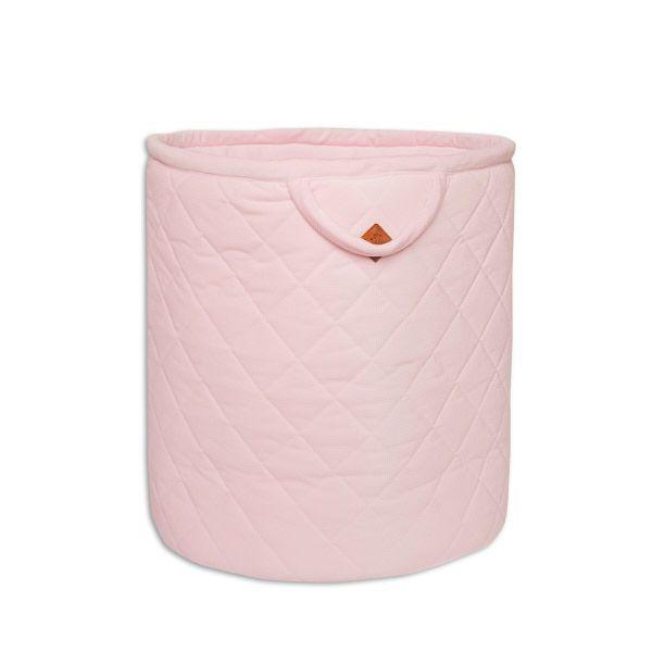 Kosz na Zabawki - Velvet - Pink