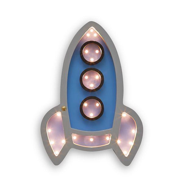 Lampada Decorativa - Rocket