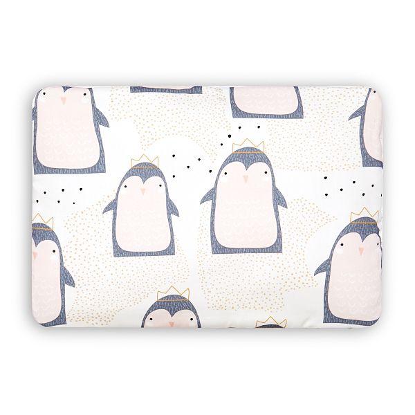 Toddler Bed Pillow M - Lovely Pinguin