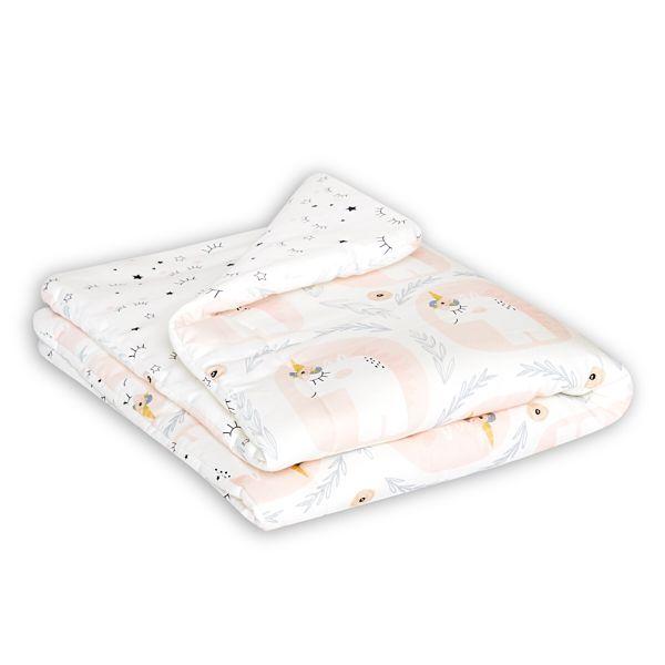 Toddler Quilt M - Unicorn